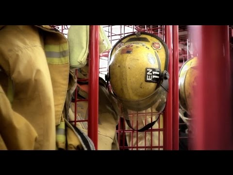 A Fire Fighter, That Sculpts Fire Fighters - 911 Sculptures, Multiview's Good Company.