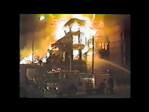 Binghamton Fire 1984 - Windermere Hotel Fire