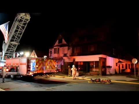 2+Alarm Fire 1211 E Lovejoy St