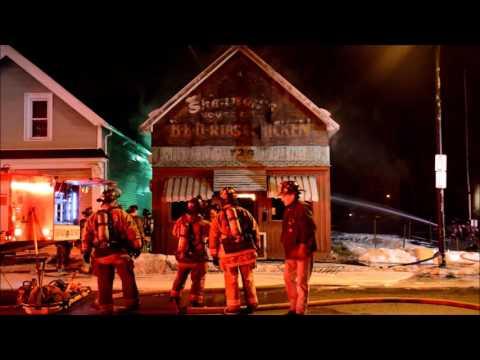 Buffalo Working Fire 724 William St