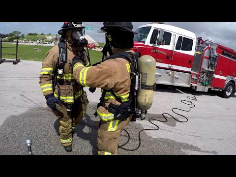 PBCFR FACE - Post Fire On Scene Decon