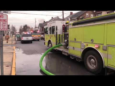 Catasauqua, PA House Fire