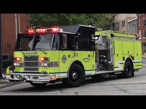 Pottstown Fire Department Rescue 69 & Engine 69-4