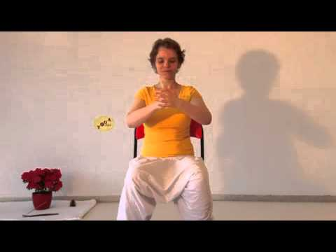Yoga fuer die Handgelenke Yogatherapie Video
