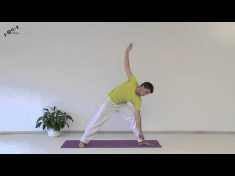 Yoga Triangle Variations