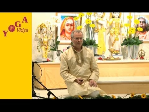 Yoga Kongress 2013: Die Sivananda Tradition mit Sukadev