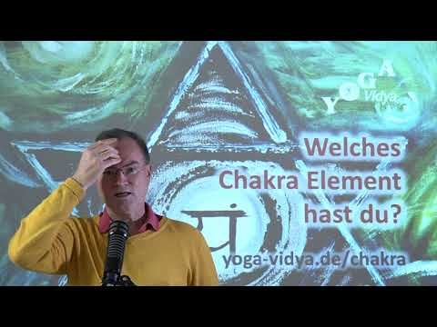 Welches Chakra Element hast du? - Frage an Sukadev