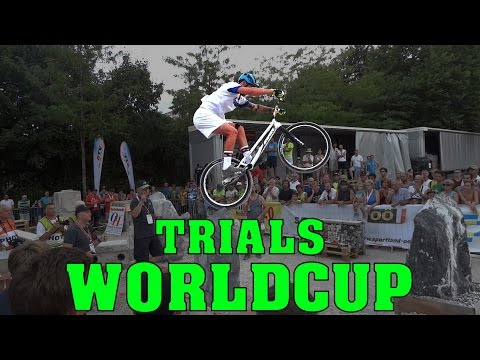 UCI Trials Worldcup Vöcklabruck 2015 | Finals