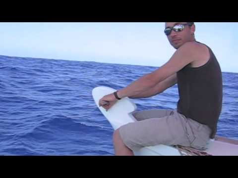 Sailing Across The Atlantic - Tiki38 Marabu