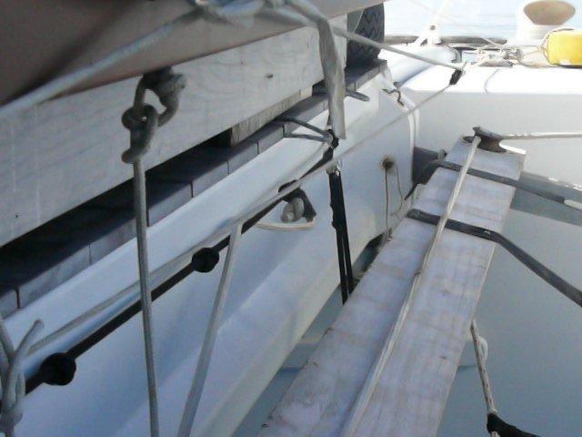 tiki 46 long shaft propeller system on wakataitea