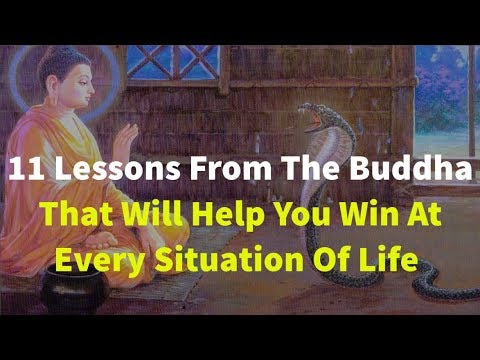 11 Lessons From The Buddha That Will Help You Win At Every Situation Of Life | Meditation