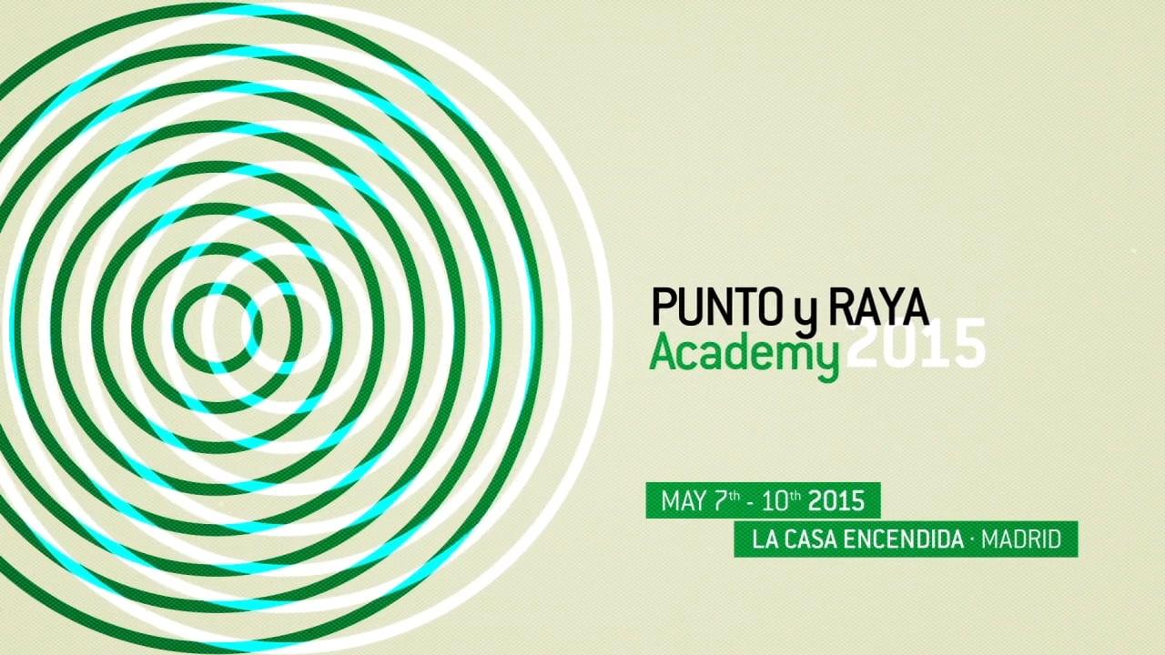 Punto y Raya Academy 2015