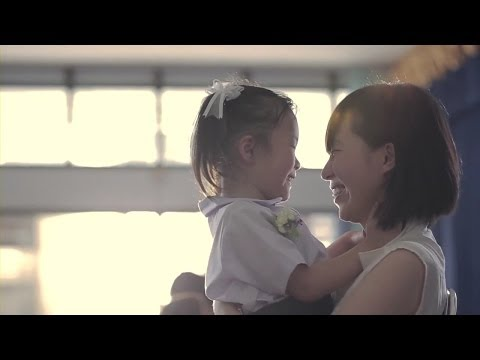 泰國華歌爾廣告-美麗的女性