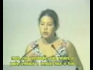 Severn Suzuki la ragazzina che zitti il mondo per 6 minuti (1992)