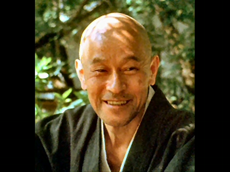 Suzuki Roshi: Why I became a Zen Priest