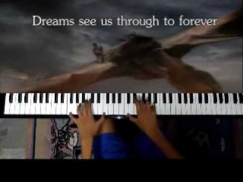 English By Song (If we hold on together)