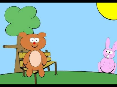 นิทาน The Little Bare Bear