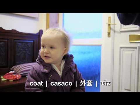 Learn to speak English with Mia!
