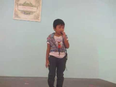 tong hua by Hirochan 4.7 years old.