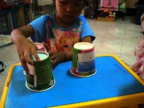 hind and seek แยมกับการสร้างเด็ก2 ภาษาโดยแม่
