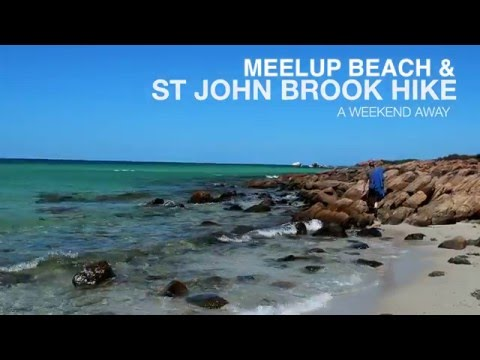 Exploring South West Australia- Meelup Beach & Hike along the Timberline Trail