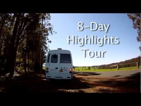 8-Day Highlights Tour