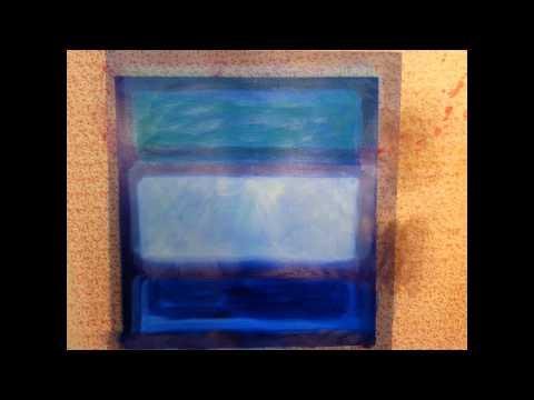 """""""Breezy Ocean"""" by Ron Deane of RDNA studio/gallery"""