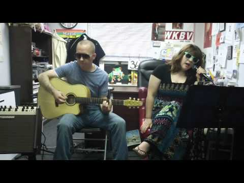 Live @ Dave's Desk - Jennifer Paige - Crush