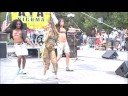 Ranjini Performing at Reggae Fest in Union Square Park NYC