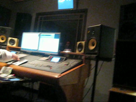 Othaz Records presents P-Wonda in Studio working with Rio in Middle East NC