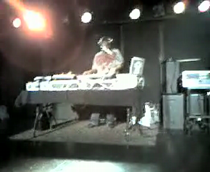 """M.C. WAR FLATTOP"" AT THE ""LYRICAL FUSION SOUTHPAW"" VIDEO TAPEING THA SHOW Pt.8"