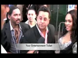 Chiko Mendez - MIAMI RED CARPET 3 10 09