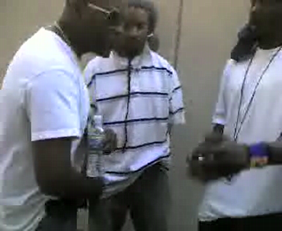 "WAR FLATTOP PRODUCTION INTERVIEW RAP ARTISTS AT HARRIET TUBMAN SCHOOL FOR ""SHOW & PROVE"" 2009 PART#7"