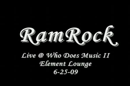 WHO DOES MUSIC II - RAMROCK