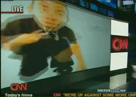 Dr. Hip Hop on CNN AC360