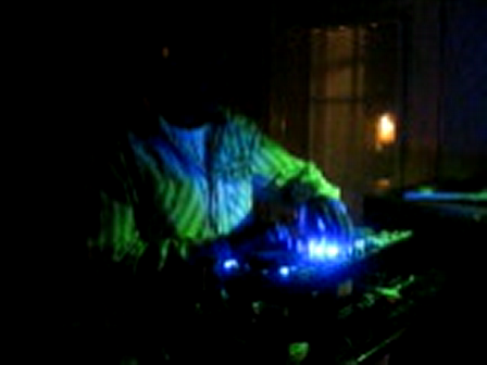 dj dagizus playing in Mckinney 2009