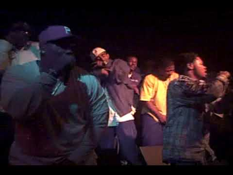 "Munki Boi Ent ""On My Momma"" LIVE"