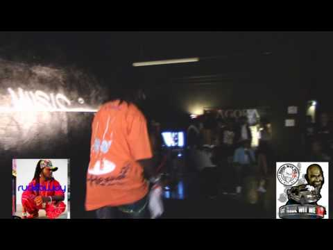 RUDEBWOY INTERVIEW & PERFORMANCE @ 2009 GO DJ TEXAS SUMMER MUSIC CONFERENCE!!!!
