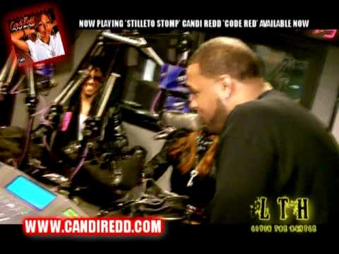 Candi Redd, Slim Thug & Rasheeda @ 97.9 The Beat