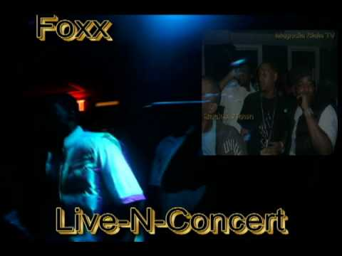 Foxx a Million & Trill Fam - Live in Concert in Back-A-Town (O-DawG Set it OFF) 2010