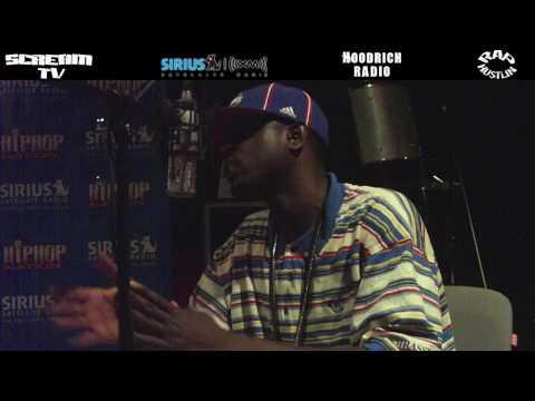 La The Darkman & DJ Scream on Hoodrich Radio!