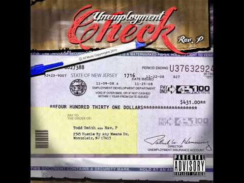 Rav.P - Deal wit it (Unemployment Check 8-26)