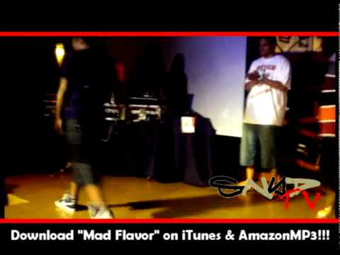 "Streetz -n- Young Deuces @ Janiro's ""Cancer/LEO Bash"" performing ""Mad Flavor"""