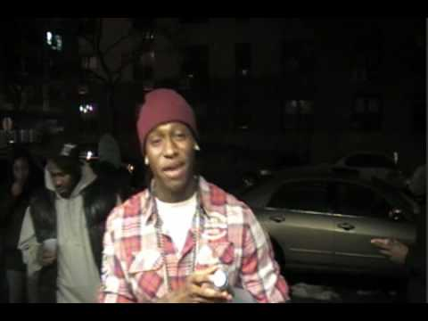 PHRESHER FIRST EVER FREESTYLE( LAST YEAR ON NEW YEARS) LMAO