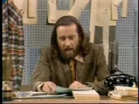 Flip Wilson -  George Carlin Funny News 1 of 3
