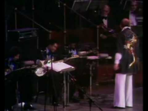Barry White At The Royal Albert Hall 1975 - w/Emmett North Jr on Guitar