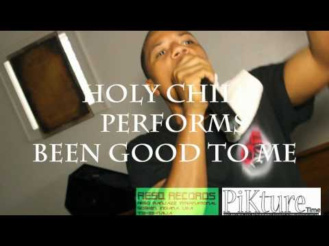"Midwest's Finest: Holy Child performs ""Been Good 2 me"" @ Octane's Album Release Party"