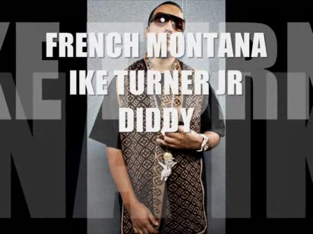 FRENCH MONTANA FT IKE TURNER JR(OCHO CINCO)5 STAR REMIX