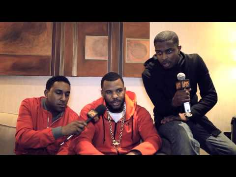 Mr Play & Jay Knox meet The Game | Link Up TV