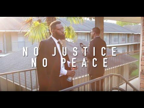 """Bezo Luciano Feat.  Strowsama - No Justice No Peace"""" (RIP Alton Sterling)"""